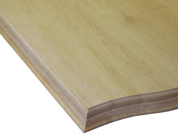 Photo of Maple Flat Grain Wood Counter