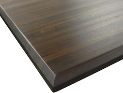 Image of Peruvian Walnut Edge Grain Wood Countertop
