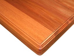 Photo of Santos Mahogany Flat Grain Counter