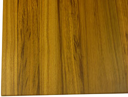 Photo of Custom Burmese Teak Edge Grain Wood Countertop