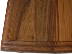 Photo of Teak Flat Grain Counter