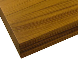 Photo of Teak Flat Grain Wood Counter