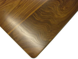 Photo of Walnut Flat Grain Counter