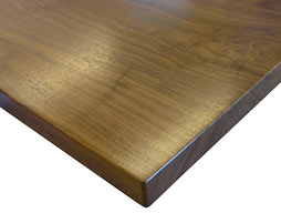 Photo of Walnut Flat Grain Wood Counter
