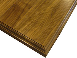 Photo of Walnut Wood Flat Grain Counter