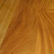Mahogany Wood Countertop