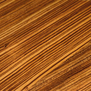 Description Zebrawood Resembles The Striping Of A Zebra Because Its Strong Early Wood To Late Contrast It Is An Exotic Decorative