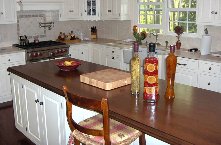 beautiful how to make wood kitchen countertops