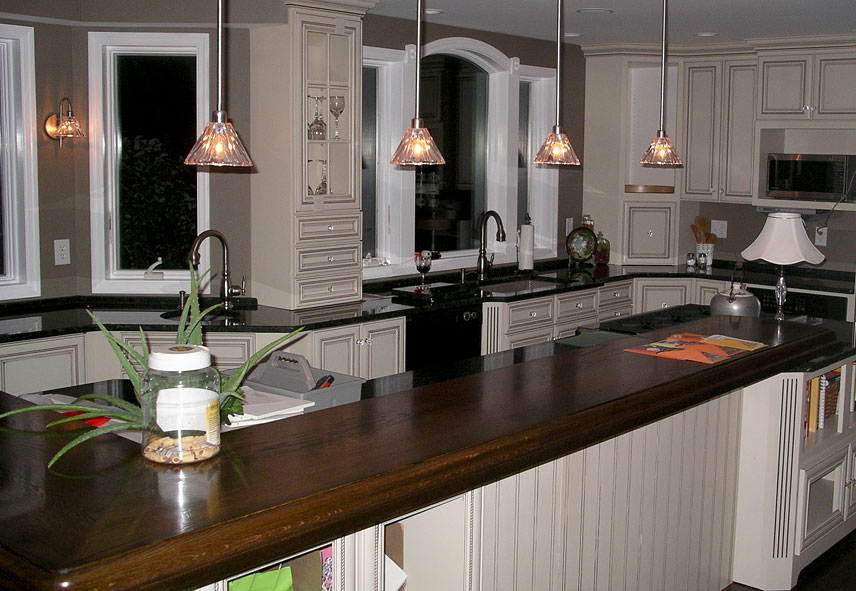 Wood Countertop by Grothouse New York