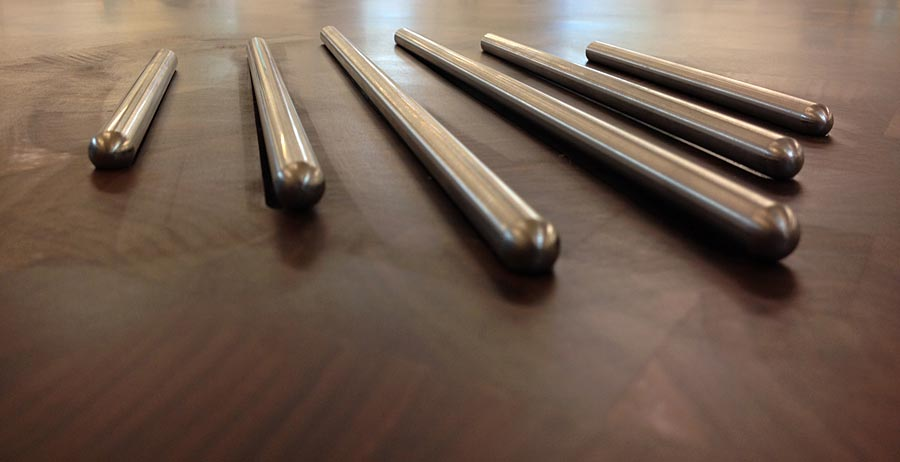 Wood Countertop Trivet Rods