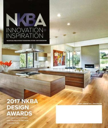 Grothouse featured in Award Winning Kitchen Design NKBA Contest