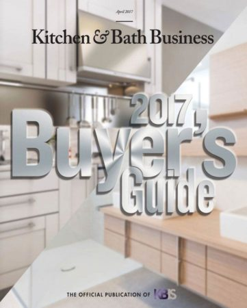 Grothouse Custom Solid Wood Surfaces in Kitchen and Bath Business 2017 Buyers Guide