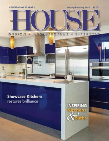 Grothouse Cherry Island Top Brings Texture in January February 2017 Issue of House Magazine