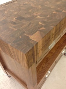 Lovely House Beautiful Butcher Block Top