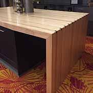 Custom Ash Pastore™ Table in Ephrata, Pennsylvania