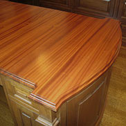 Mahogany Wood Countertops in Philadelphia, PA