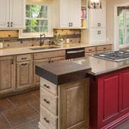 Wood Countertop in Columbus, Ohio