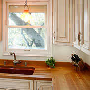 Cherry Wood Countertop