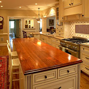 Cherry Wood Countertop Virginia