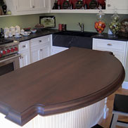 Cherry Wood Countertop in Cos Cob, CT