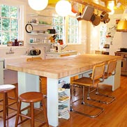 Maple Butcher Block Countertop in NJ