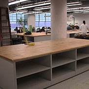Custom Maple Wood Countertop in NY