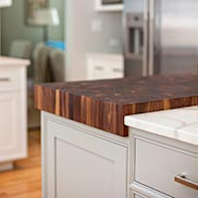 Walnut Butcher Block in New Hampshire