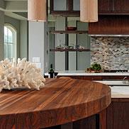Walnut Wood Countertop
