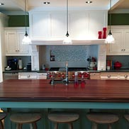 Walnut Wood Countertop in Fort Edward, NY