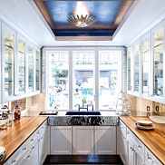 Walnut Wood Countertops for House Beautiful KOTY 2012 New York