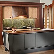 White Oak Wood Countertop in Leola, PA