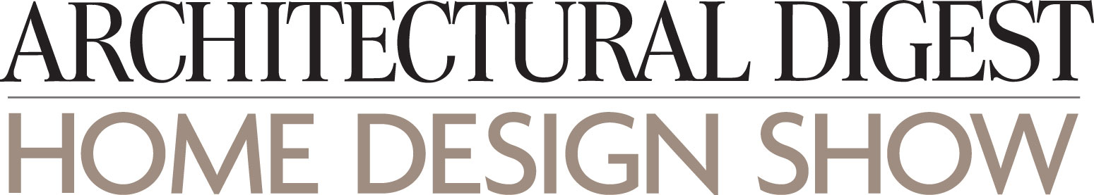 Architectural digest home design show grothouse for Architectural digest home show