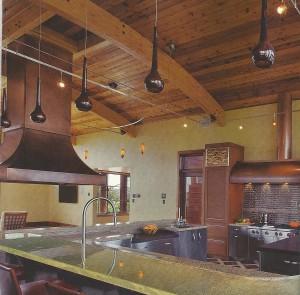 Nkba best kitchen award 2013 includes wenge wood countertops for Best kitchen designs 2013