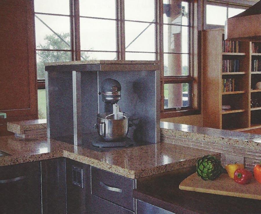 Best Kitchens 2013 : Nkba best kitchen award includes wenge wood countertops