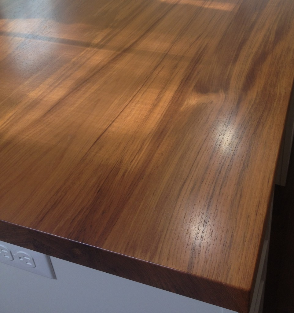 Grothouse Teak Countertop on This Old House®