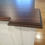 Peruvian Walnut Wood Countertop for Kitchen Island Review