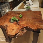 Live Edge Counter in 2015 Kips Bay Decorator Showhouse