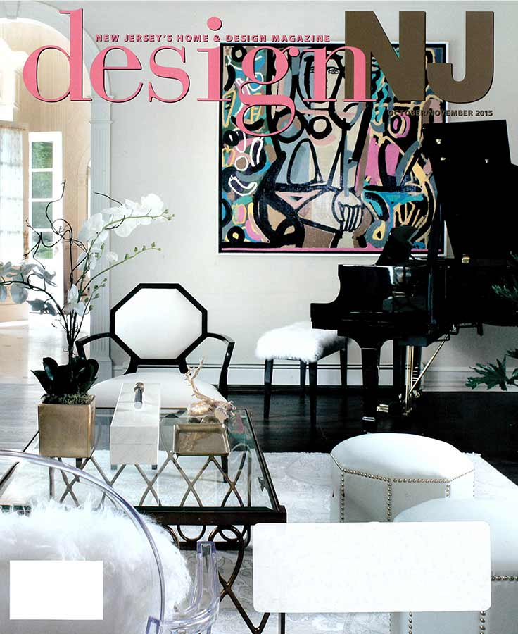 Grothouse Bar in Design NJ Magazine October November 2015