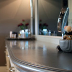 Grothouse Introduces Anvil Metal Countertops
