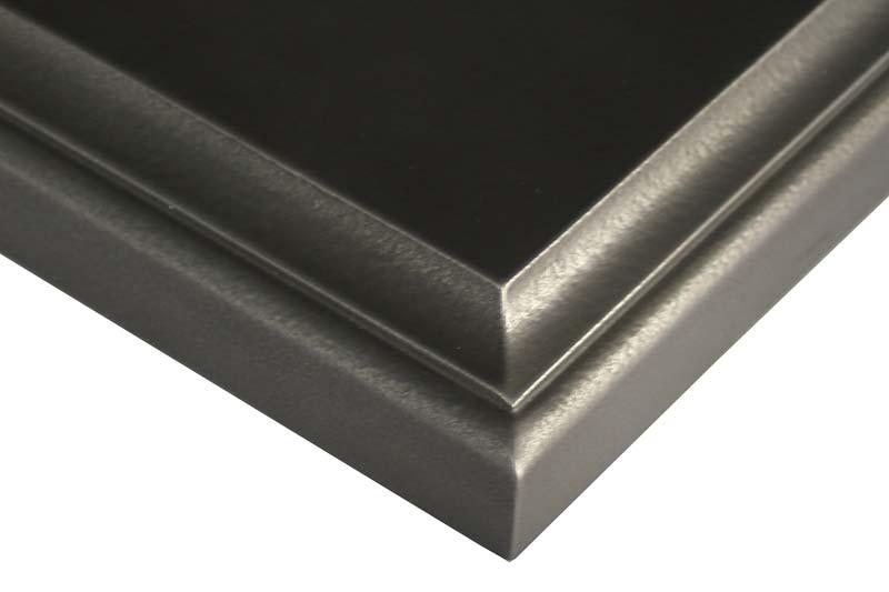 Ferrum Metal Countertops by Grothouse