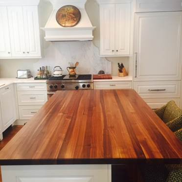 Walnut Wooden Countertop Review In Denver Colorado