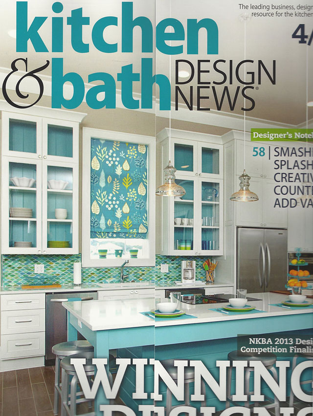 kitchen bath design news magazine. kitchen and bath design news