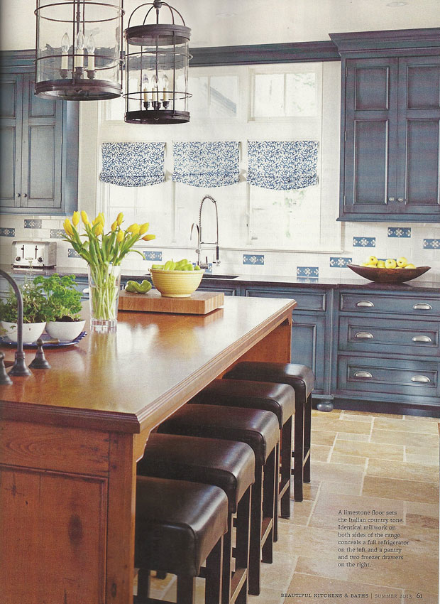... Beautiful Kitchens Baths 2018 Magazine Articles Wood Countertops  Butcher Block Countertops ...