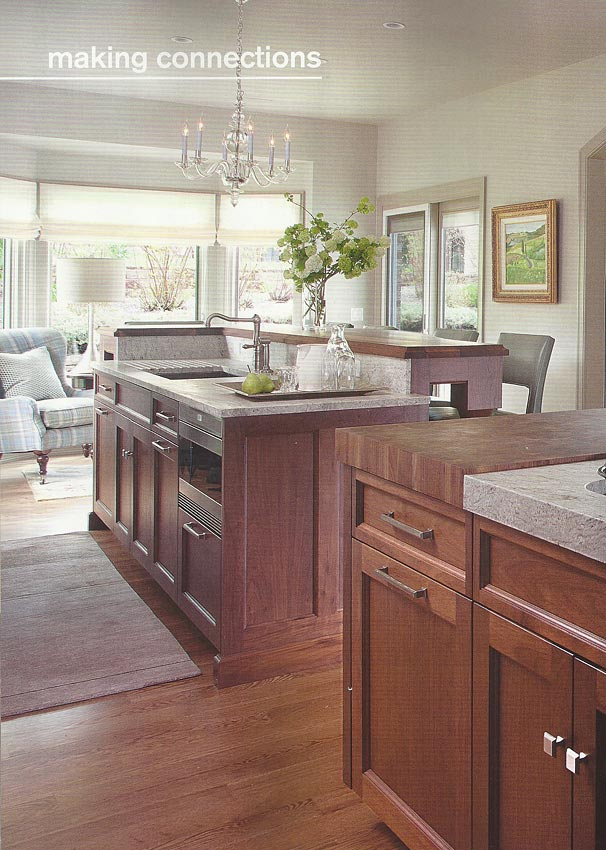 2012 Magazine Articles Wood Countertops Butcher Block