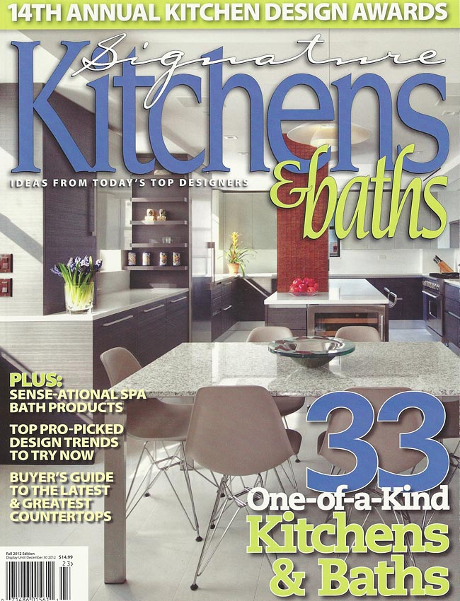 Dream Kitchens And Baths Magazine Fall 2013 placeholderDream
