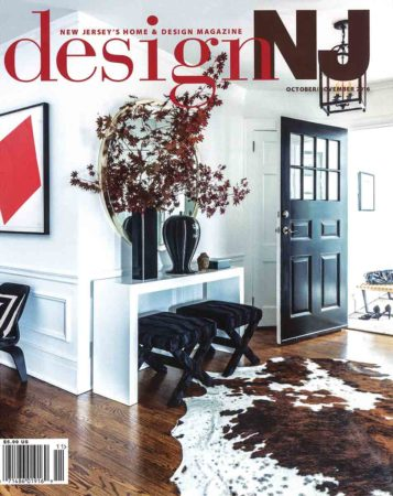 Walnut Butcher Block in Design NJ October November 2016