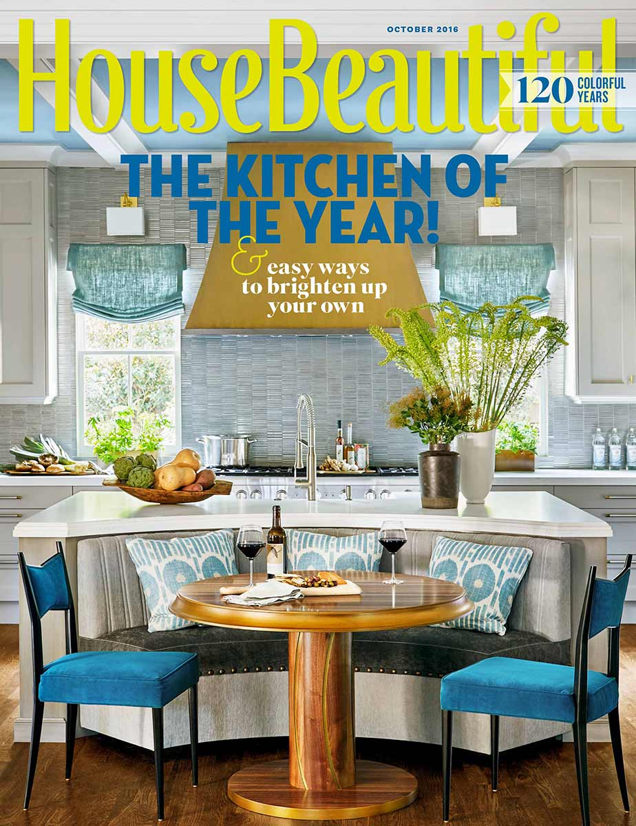 2017 Kitchen Of The Year Announcement House Beautiful