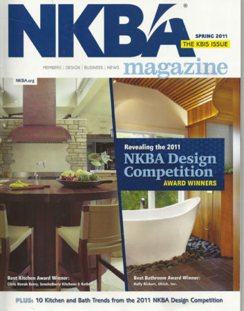 Grothouse Wood Countertops are part of 2011 NKBA Best Kitchen