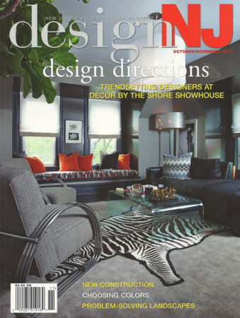 Live Edge Wood Countertops by Grothouse in Design NJ Magazine