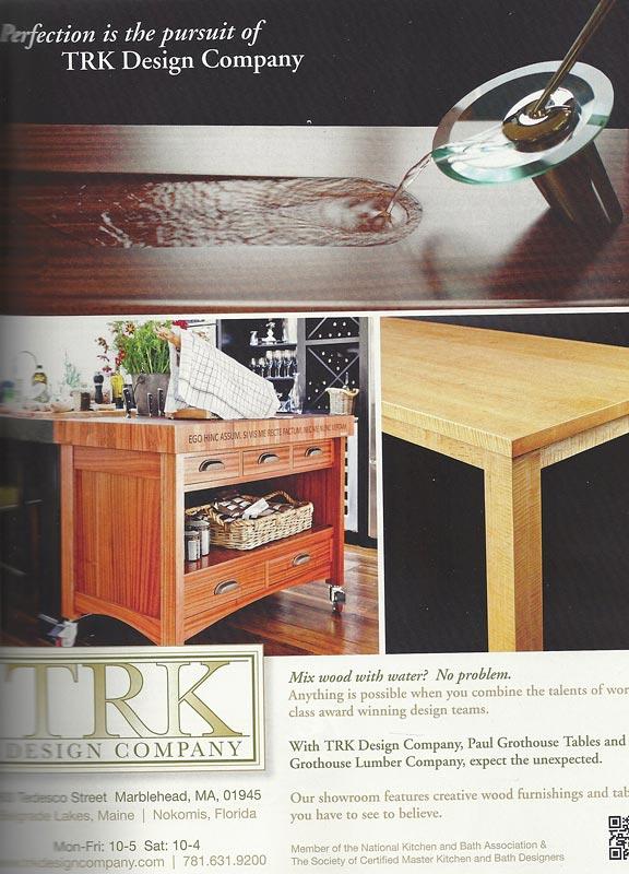 2012 Magazine Articles | Wood Countertops | Butcher Block Countertops